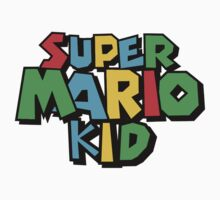 Super Mario Kid by tdx00