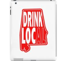 Drink Local Red iPad Case/Skin
