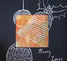 Xmas Card Design 5 by Heatherian by Heatherian