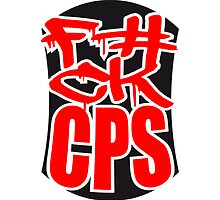 Fuck CPS Police Logo Design by Style-O-Mat