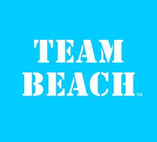 TEAM BEACH - Ocean Blue Tote by TEAMBEACHbasics