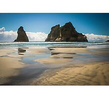 Archway Islands, Golden Bay New Zealand Photographic Print