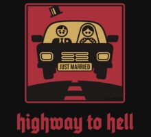 Just Married _ Highway To Hell (3C) by MrFaulbaum