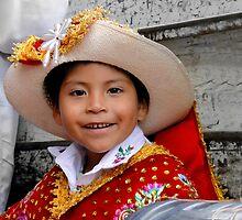Cuenca Kids 445 by Al Bourassa