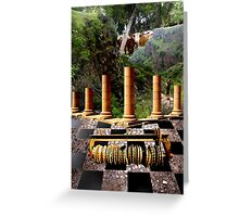The Elemental Tourist - Earth Greeting Card
