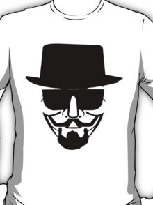 Anonymous Heisenburg T-Shirt