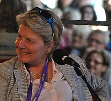 Sandi Toksvig @ Sydney Writers Festival, Australia 2014 by muz2142