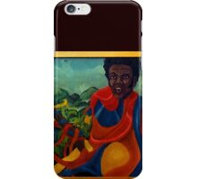 JAMAICAN SPIRIT * iPhone Case/Skin