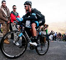 Sir Bradley Wiggins by Eamon Fitzpatrick