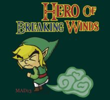 Hero of Breaking Winds by Marcus Dennis