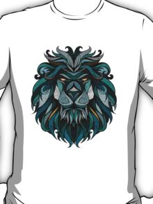 Lion Deep Totem T-Shirt