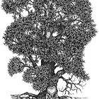 Tree of Love by Tedd Vallance