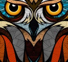 Athene Noctua Deep totem Sticker