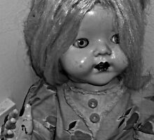 baby Jane doll by ceceraven