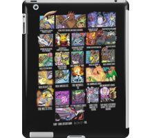 Super Effective II - Black iPad Case/Skin