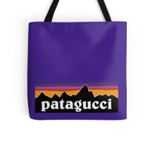patagucci sunrise Tote Bag