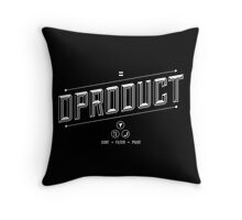 DPRODUCT Throw Pillow