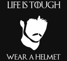 Life is tough, wear a helmet. Oberyn Martell. by MalcolmWest