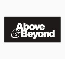 Above and Beyond Logo by Taylor Nichol