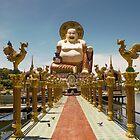 Big Buddha - Koh Samui by Frank Moroni