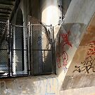 Under Key Bridge by Cora Wandel