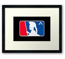 MLA 2 Framed Print