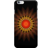 kaleidoscope design 10 iPhone Case/Skin