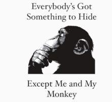 Me & My Monkey by keovek