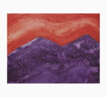 Mountain Majesty original painting Kids Clothes