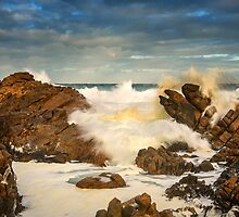 Angry Seas by Jan Fijolek
