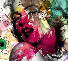 marilyn by motiashkar