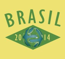 Brasil 2014 World Cup V2 by heliconista