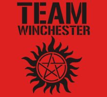 Team Winchester by bcella