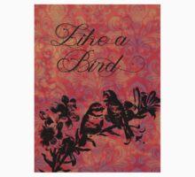 like a bird by tiffanyo