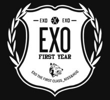 EXO XOXO First Year 2 Logo by ApriliantoAlf