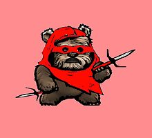 EWOK RAPHAEL by greatbritton99