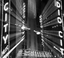 Radio City Music Hall by karasutherland