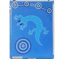 Mur-ra-lin (climbing) iPad Case/Skin