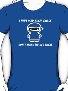 MGM- Skills 2014  T-Shirt