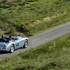 The Three Castles Welsh Trial 2014 - Healey 3000 by Three-Castles