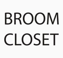 broom closet by tapirink