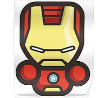 Mr Ironman Poster