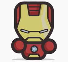 Mr Ironman by valkiria