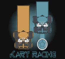 Kart Racing by JRBERGER