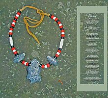 The Necklace - Poem And Image by MotherNature2