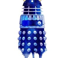 Dalek Drip by FanHam