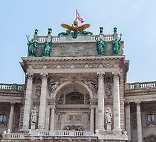 Austrian National Library. by FER737NG