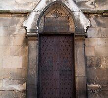 Medieval door. by FER737NG