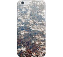Water, glare of the sun iPhone Case/Skin