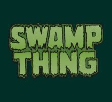 Swamp Thing by NoGutsNoGory
